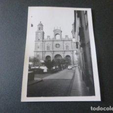 Fotografia antica: LAS PALMAS DE GRAN CANARIA ANTIGUA FOTOGRAFIA 7,5 X 10,5 CMTS. Lote 216670503