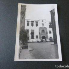 Fotografia antica: LAS PALMAS DE GRAN CANARIA ANTIGUA FOTOGRAFIA 7,5 X 10,5 CMTS. Lote 216670775