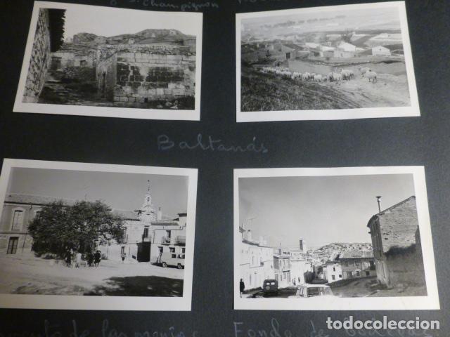 Fotografía antigua: BALTANAS PALENCIA 16 ANTIGUAS FOTOGRAFIAS 7 X 10 CMTS - Foto 2 - 217178516