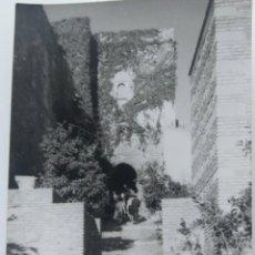 Fotografía antigua: MALAGA LOTE DE 6 FOTOGRAFIAS 7,5 X 10 CM.. Lote 218179540