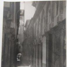 Fotografía antigua: GRANADA LOTE DE 2 FOTOGRAFIAS 7,5 X 10 CM.. Lote 218180248