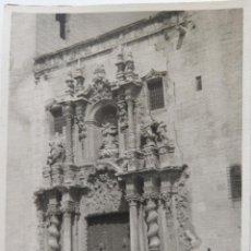 Fotografía antigua: ALICANTE TAMAÑO 7,5 X 10 CM.. Lote 218181233