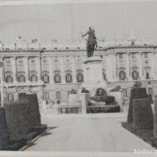 Fotografía antigua: MADRID TAMAÑO 7,5 X 10 CM.. Lote 218181355