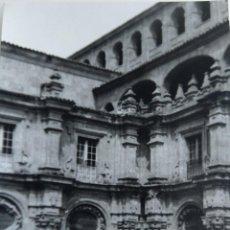 Fotografía antigua: MADRID LOTE DE 4 FOTOGRAFIAS TAMAÑO 7,5 X 10 CM.. Lote 218302123