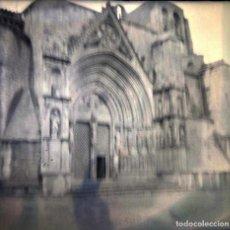 Fotografía antigua: MORELLA 1952 NEGATIVO CELULOIDE TAMAÑO 6 X 6 CM.. Lote 219337747