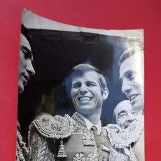 Fotografía antigua: MANUEL BENITEZ - EL CORDOBES - 1960. Lote 222040801