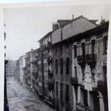 Fotografía antigua: F-4809. SAN SEBASTIÁN. INUNDACIONES DE GUIPUZCOA, OCTUBRE DE 1953. MATURANA REPORTAJES.. Lote 222064417