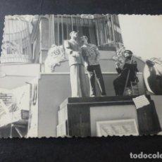 Fotografia antiga: VALENCIA FALLAS ANTIGUA FOTOGRAFIA 7 X 10 CMTS. Lote 225116093