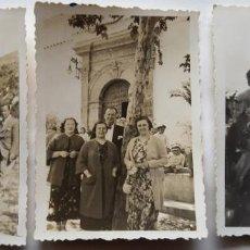Fotografia antica: CÁRTAMA MÁLAGA TAMAÑO 6,5 X 8,5 CM.. Lote 227472380
