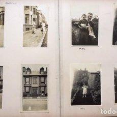 Fotografía antigua: ALBUM FOTOGRÀFICO INGLÉS. Lote 228893866