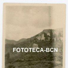 Fotografía antigua: FOTO ORIGINAL PALACIO DEL GENERALIFE GRANADA AÑOS 30. Lote 229501785