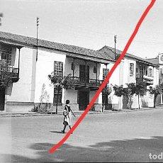Fotografía antigua: ANTIGUO NEGATIVO. CLICHÉ DE FOTOGRAFÍA. MUNICIPIO DE TEROR. LAS PALMAS DE GRAN CANARIAS.ANTIGUA.. Lote 234010240