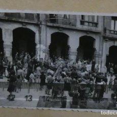 Fotografía antigua: AVILES AÑOS 40 , 50. Lote 236012195