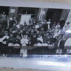 Fotografía antigua: AVILES AÑOS 40 Y 50. Lote 236015160