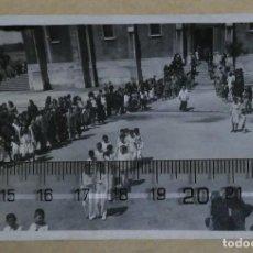 Fotografía antigua: AVILES AÑOS 40 Y 50. Lote 236016325