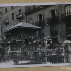 Fotografía antigua: AVILES AÑOS 40 Y 50. Lote 236016915