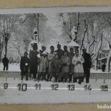 Fotografía antigua: AVILES AÑOS 40 Y 50. Lote 236017205