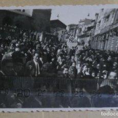 Fotografía antigua: AVILES AÑOS 40 Y 50. Lote 236018560