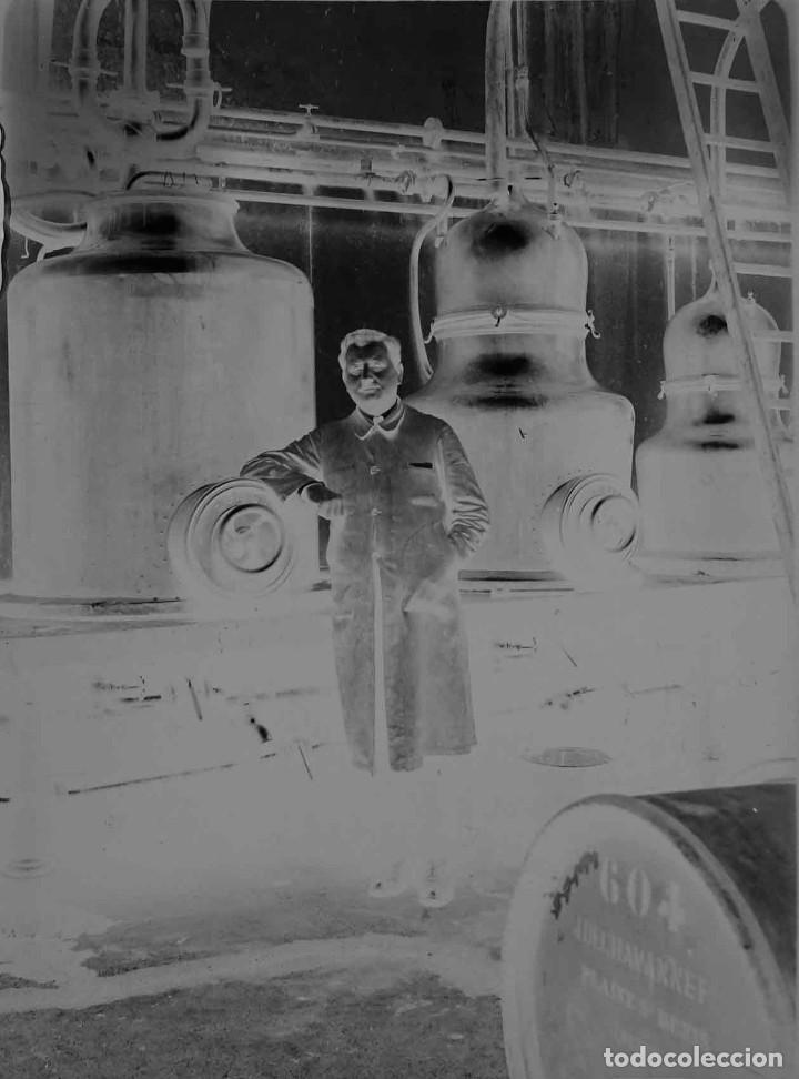 Fotografía antigua: Placa de cristal negativo 6 x 9 cm. c1900 - Foto 2 - 237137765