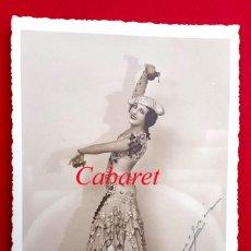 Fotografía antigua: CABARET - 1930'S - CONSUELITO VALENCIA - BARCELONA - FOTOGRAFIA CASAGRAN. Lote 240604275