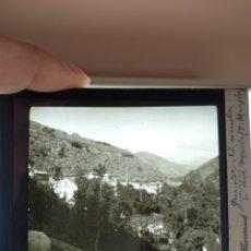 Fotografía antigua: PLACA CRISTAL EN POSITIVO AÑO 1900 GRANADA. DIMENSIONES 10X8,5 CM FOTÓGRAFO A. MARUAUD. Lote 241189095