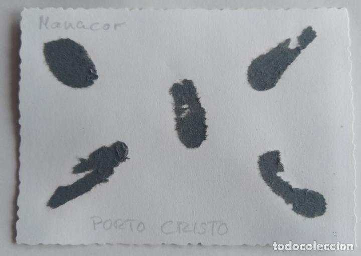 Fotografía antigua: MANACOR PORTO CRISTO TAMAÑO 7 X 10 CM. - Foto 2 - 245231515