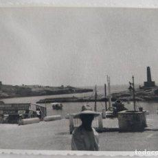 Fotografía antigua: MANACOR PORTO CRISTO TAMAÑO 7 X 10 CM.. Lote 245231515