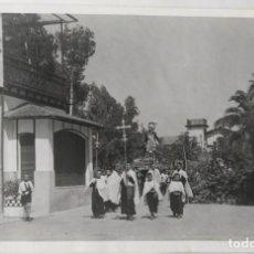 Fotografía antigua: VALENCIA SAN VICENTE FERRER FOTO BONDIA-CAIRO TAMAÑO 17 X 12,5 CM.. Lote 245356830