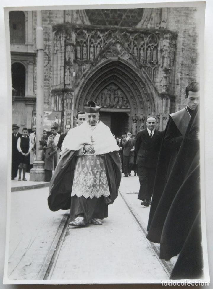 VALENCIA CORPUS FOTO BONDIA-CAIRO TAMAÑO 17 X 12,5 CM. (Fotografía Antigua - Gelatinobromuro)