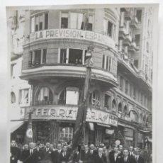 Fotografía antigua: VALENCIA CORPUS FOTO BONDIA-CAIRO TAMAÑO 17 X 12,5 CM.. Lote 245358220