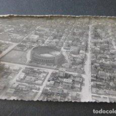 Fotografia antiga: PALMA DE MALLORCA VISTA AEREA PLAZA DE TOROS ANTIGUA FOTOGRAFIA 8 X 12 CMTS. Lote 248221610