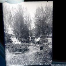 Fotografía antigua: PLACA CRISTAL NEGATIVO GELATINO BROMURO COMUNIDAD VALENCIANA VALENCIA.. Lote 251501105