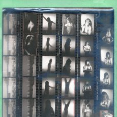 Fotografía antigua: COLIN OSMAN. LOTE DE DOS FOTOGRAFÍAS ERÓTICAS. UNA HOJA DE CONTACTOS Y UNA FOTOGRAFÍA . HACIA 1968. Lote 254791480
