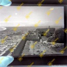 Fotografía antigua: PLACA CRISTAL GELATINO BROMURO ALMERÍA 1907. Lote 254905060
