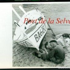 Fotografía antigua: PORT DE LA SELVA - COSTA BRAVA - 1960. Lote 255347090