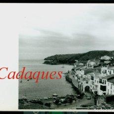 Fotografía antigua: COSTA BRAVA - CADAQUES - 1960 - 13 X 17 CM.. Lote 255347635