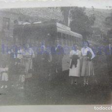 Fotografia antica: FOTOGRAFÍA ANTIGUA. TEROR. GRAN CANARIA. GUAGUA AICASA (6 X 5 CM). Lote 257581650