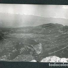 Fotografía antigua: LA RIOJA.PAISAJE. PUERTO DE MONTAÑA. LUGAR SIN IDENTIFICAR. C.1970. Lote 262201965