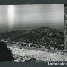 Fotografía antigua: LA RIOJA. CARRETERA. PUERTO DE MONTAÑA. LUGAR SIN IDENTIFICAR. C.1970. Lote 262202545