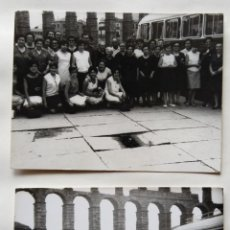 Photographie ancienne: SEGOVIA 1967 LOTE DE 5 FOTOGRAFIAS TAMAÑO 9 X 12 Y 6,5 X 10,5 CM. Lote 262265235