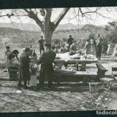 Fotografía antigua: FIESTA FAMILIAR. PRIMAVERA. C.1965. Lote 262938085