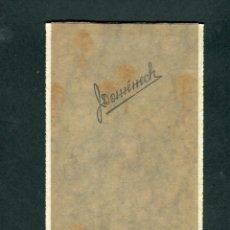Fotografía antigua: NIÑA. PRIMERA COMUNIÓN. F: DOMENECH.BCN. C.1910. Lote 263175430