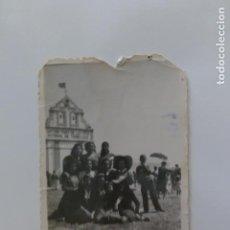 Fotografia antica: TOMELLOSO CIUDAD REAL ROMERIA 1950 ANTIGUA FOTOGRAFIA 6 X 9 CMTS. Lote 265703104
