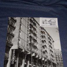 Fotografía antigua: F. CATALA ROCA FOTOGRAFIA ORIGINAL 1960 CASA AL C. PADILLA Nº323/329 BARCELONA ARQT. ANTONIO MORAGAS. Lote 268049029