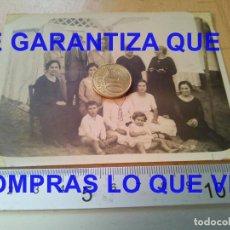 Fotografia antica: 1933 MATALASCAÑAS HUELVA FOTOGRAFIA ORIGINAL E5. Lote 269739673