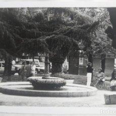 Fotografía antigua: ALCOY TAMAÑO 12 X 18 CM.. Lote 270146628
