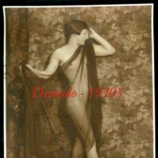 Fotografía antigua: DESNUDO - ALEMANIA - 1930'S. Lote 277688198