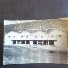 Fotografía antigua: FOTOGRAFÍA BODEGA SAN ESTEBAN PROTOMARTIR. CENICIENTOS (MADRID). 1960. Lote 278353668