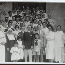 Fotografía antigua: SAN SEBASTIAN LOTE 4 FOTOGRAFIAS TAMAÑO POSTAL. Lote 278963008