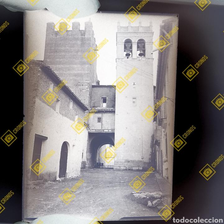PLACAS DE CRISTAL NEGATIVO GELATINO-BROMURO ALACUAS VALENCIA 1920-30 (Fotografía Antigua - Gelatinobromuro)